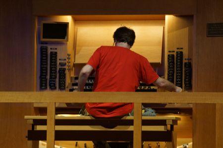 John zorn organ
