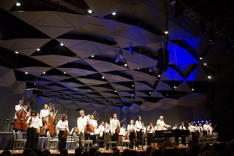 Boston Symphony Orchestra, Tanglewood