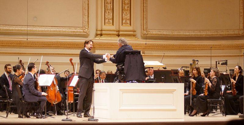 Peter Mattei, James Levine, MET Orchestra