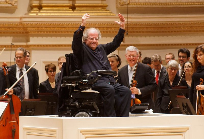 James Levine, MET Orchestra