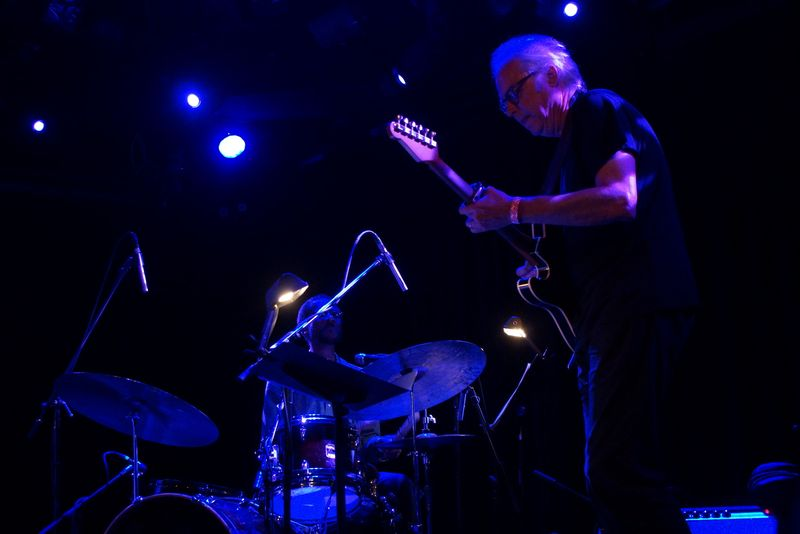 Brian Blade and Bill Frisell