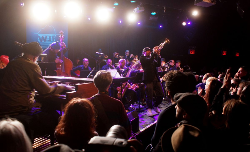winter jazzfest, revive big band