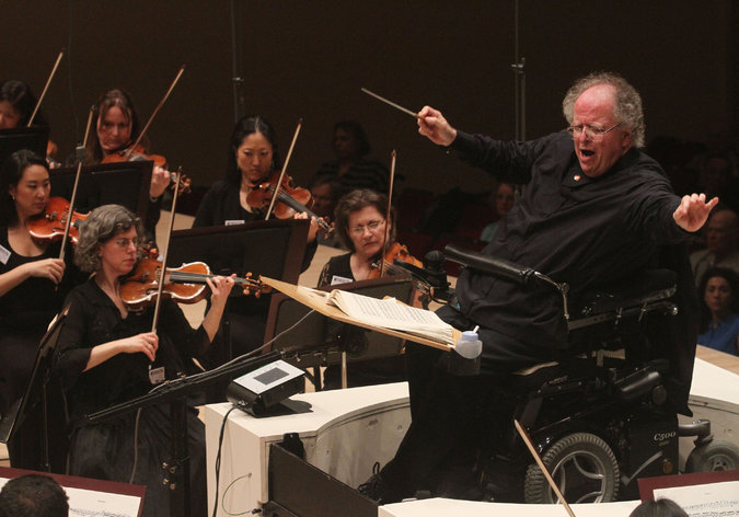 James Levine, MET Orchestra, Carnegie Hall