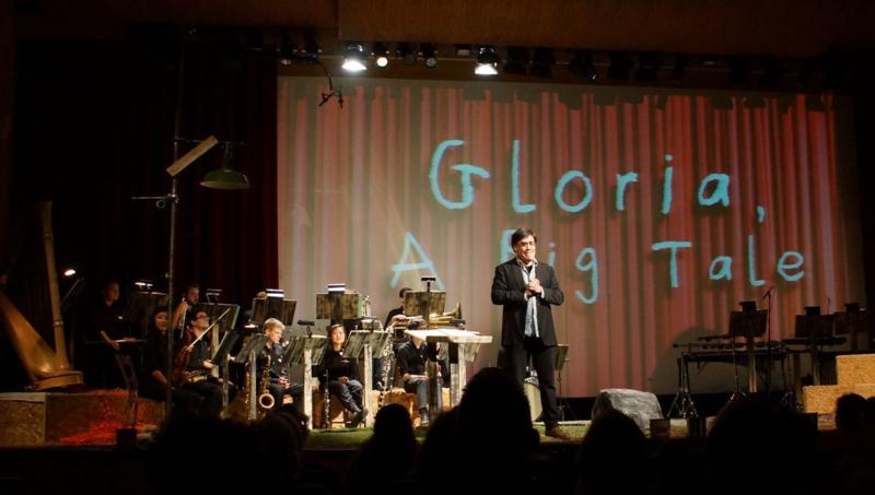Alan Gilbert, Gloria A Pig Tale, NY Phil Biennial