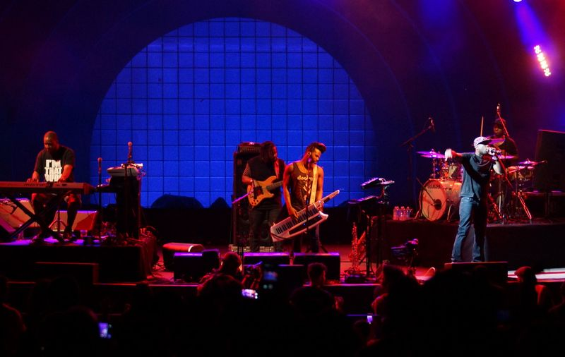 Robert Glasper Experiment with Talib Kweli