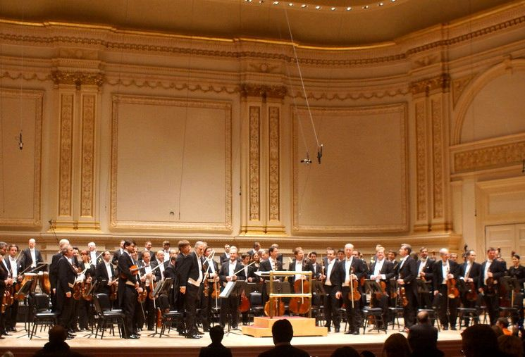 Vienna Philharmonic, Carnegie Hall, Vienna City of Dreams