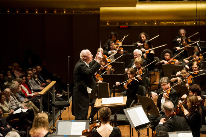 Haitink, New York Philharmonic, Avery Fisher Hall