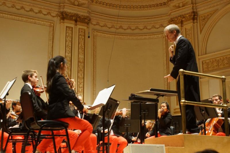 David robertson, national youth orchestra usa