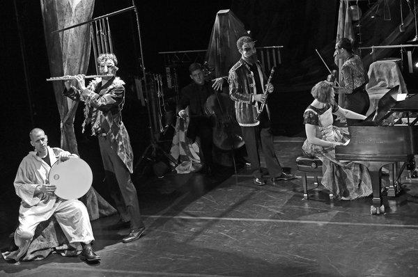 Eighth blackbird miller theatre