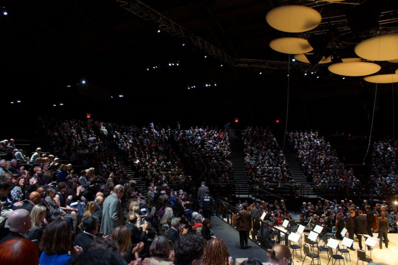 st matthew passion park ave armory