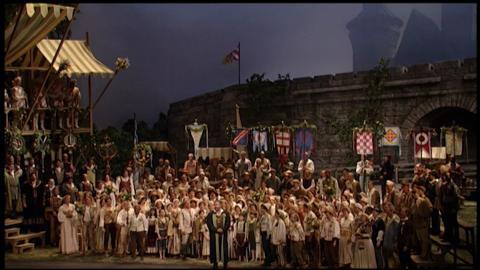 Die Meistersinger Act 3, Met Opera