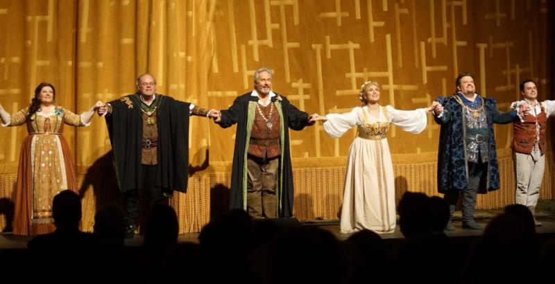 Die Meistersinger Cast