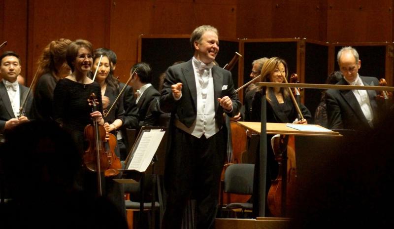 Sakari Oramo, NY Philharmonic