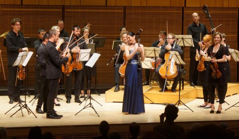 Sharon kam, australian chamber orchestra
