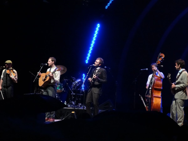punch brothers, celebrate brooklyn