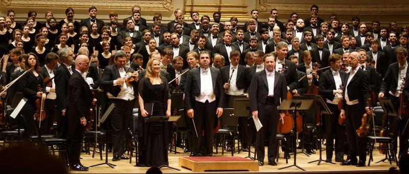 Vienna Philharmonic Carnegie Hall 2015