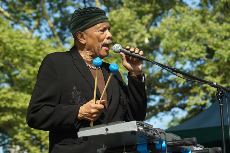 Roy Ayers - Summerstage - Feast of Music Jul 16  2017  4-39 PM Jul 16  2017  4-53 PM