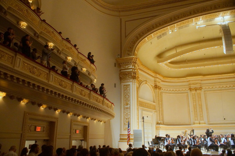 NY02 with Esperanza Spalding - Carnegie Hall - Feast of Music Jul 20  2017  9-23 PM
