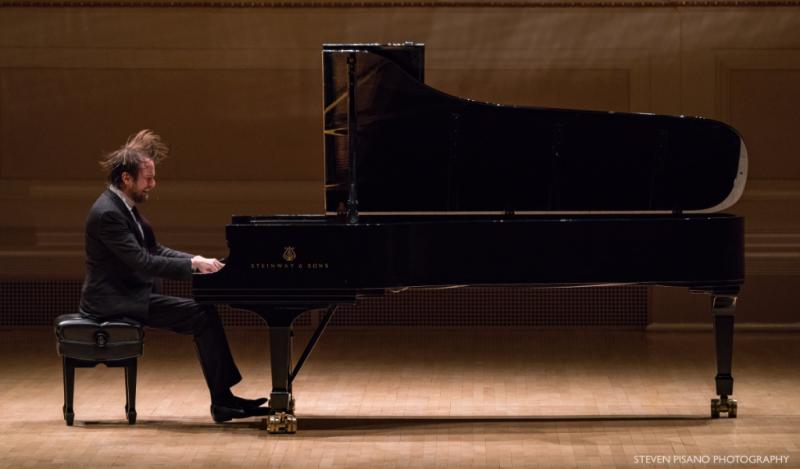 Daniil Trifonov Carnegie Hall