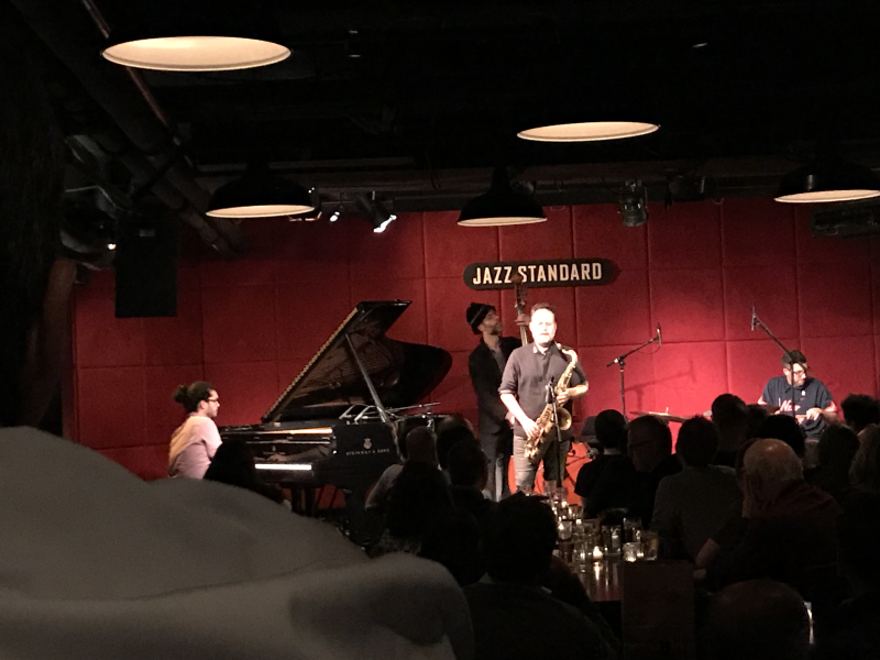 Mark Guiliana Jazz Quartet at the Jazz Standard - Feast of Music