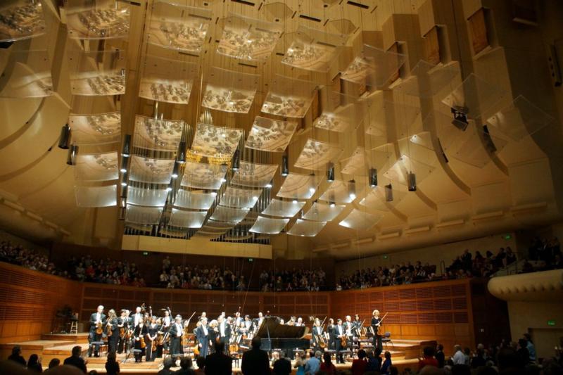 San francisco Symphony, Peter Serkin