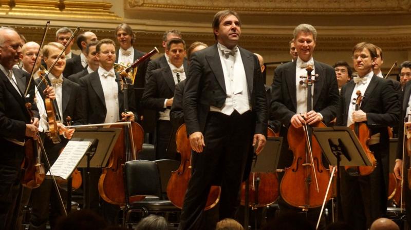 Vienna Philharmonic with Daniele Gatti