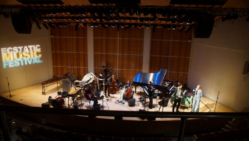 Ecstatic Music Festival, Bang on a Can All-Stars
