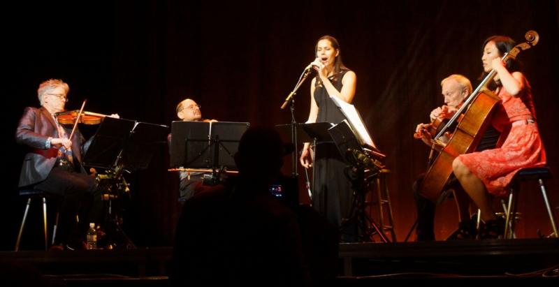 Kronos Quartet with Rhiannon Giddens