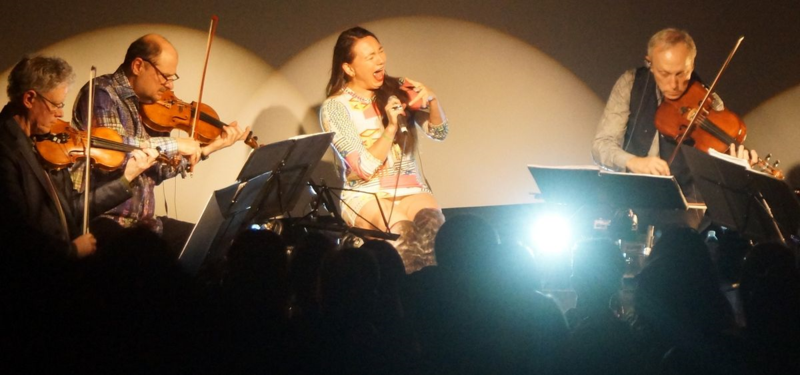 Kronos Quartet with Tanya Tagaq, Big Ears
