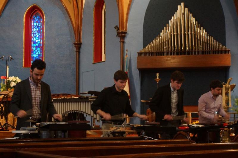 Soundbox Percussion