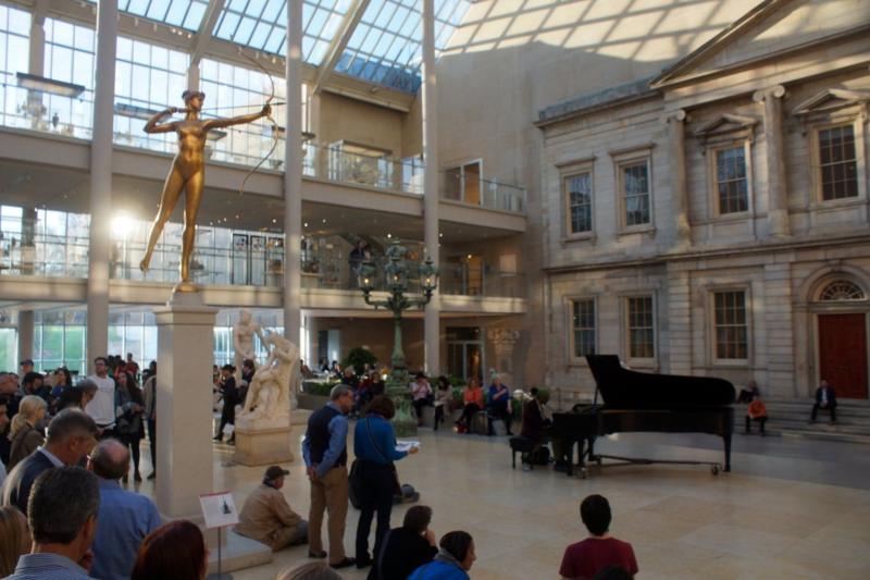 Marc Cary, Metropolitan Museum of Art