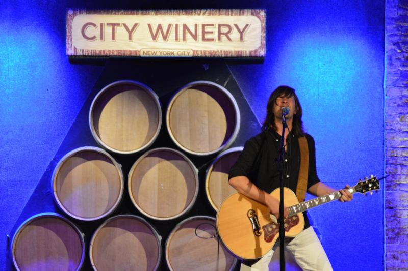 rhett miller, city winery