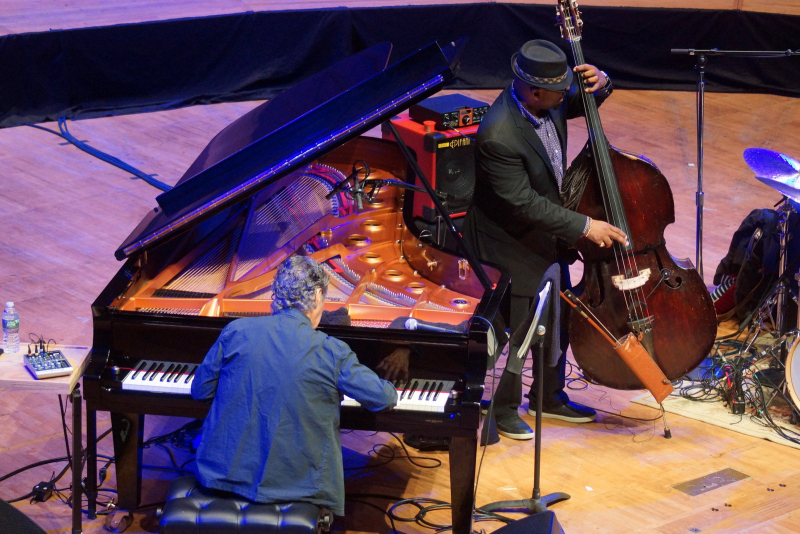 Chick Corea Trio, Tanglewood, 7.31.16