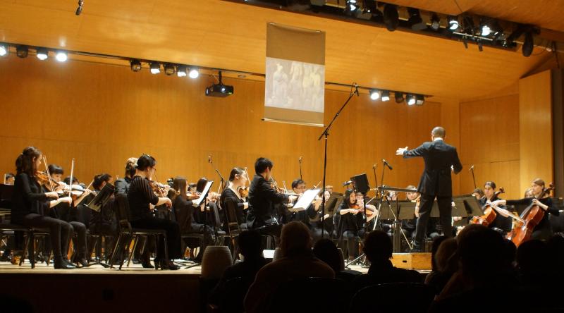 Tan Dun Juilliard Orchestra Met Museum