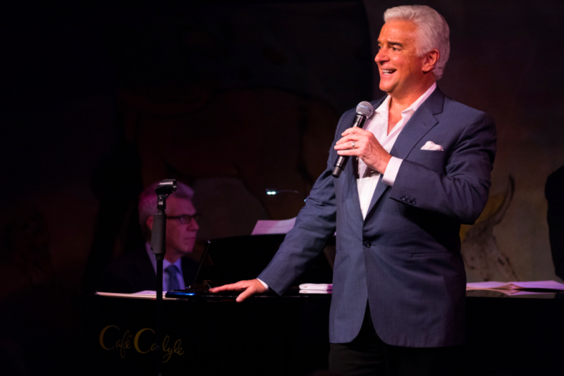 John O'Hurley Cafe Carlyle
