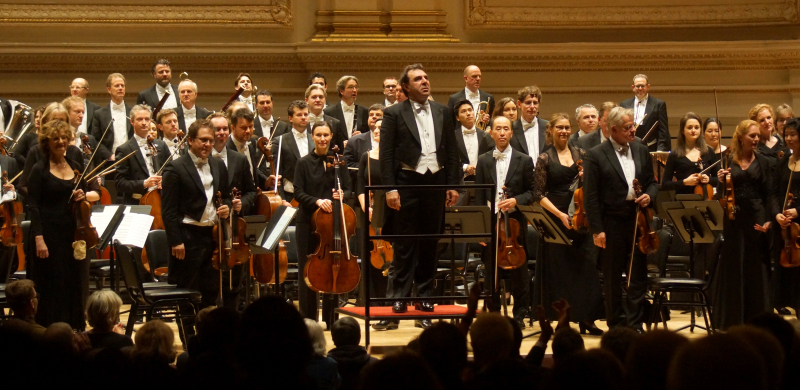Royal Concertgebouw Orchestra  Carnegie Hall - Feast of Music Jan 17  2018 at 11-005