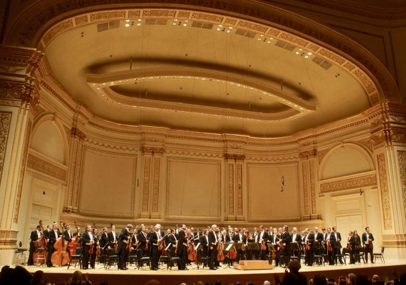 Vienna Philharmonic Carnegie Hall 22318DSC04588
