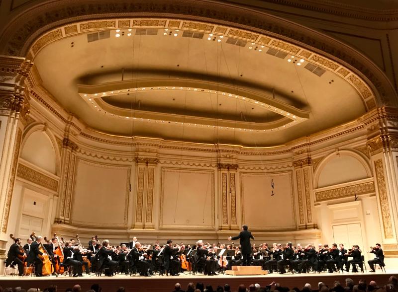 Vienna Philharmonic Carnegie Hall 22318IMG_7392