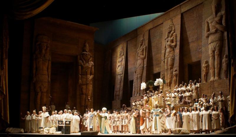 Aida, Met Opera
