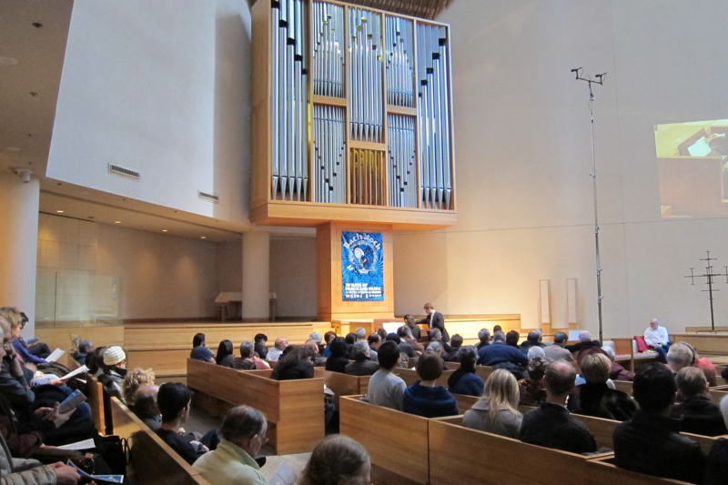 Bach Marathon, St. Peter's Church