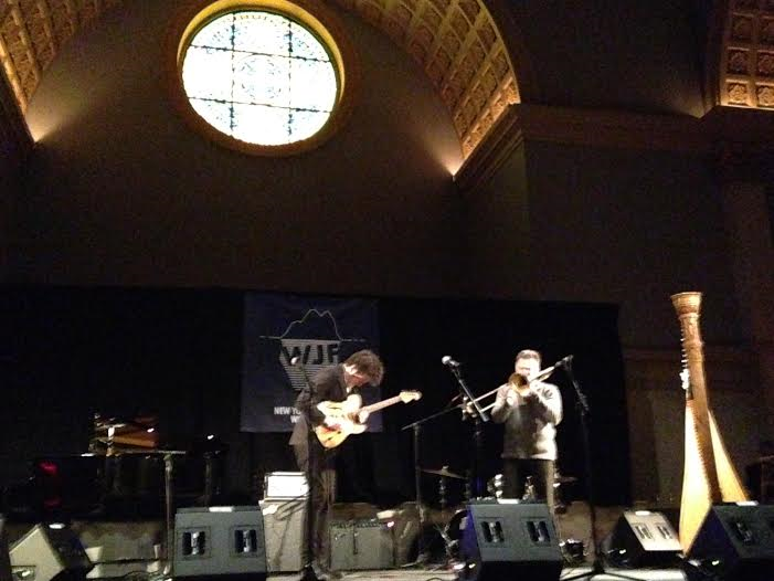 Winter jazzfest 2015 Improvised Round Robin