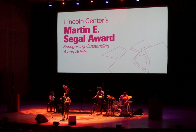 Camille Thurman, Martin Segal Awards