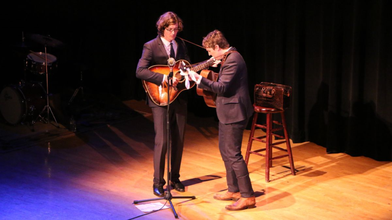 Milk Carton Kids, Town Hall