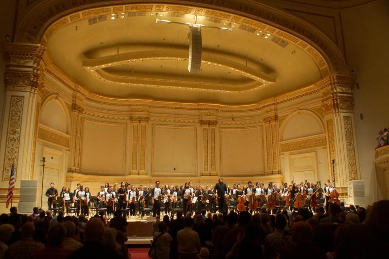 NY02 with Esperanza Spalding - Carnegie Hall - Feast of Music Jul 20  2017  9-15 PM