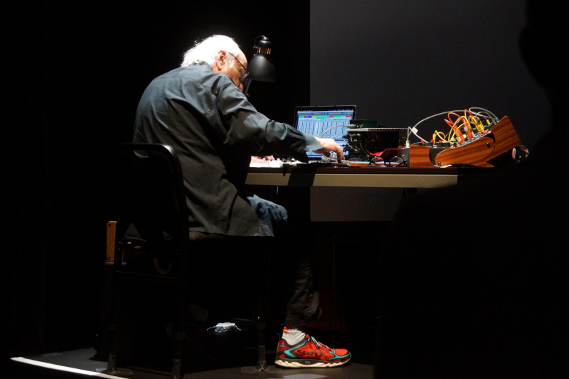 Morton Subotnick - Lincoln Center Festival - Feast of Music Jul 21  2017  8-44 PM