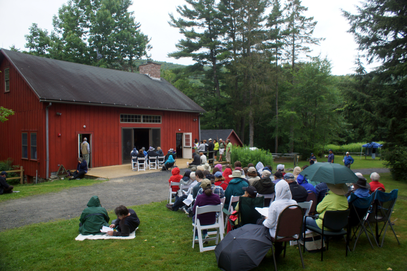 Pierre-Laurent Aimard - Tanglewood at Mass Audubon Pleasant Valley - Feast of Music Jul 27  2017 Jul 27  2017  7-07 AM Jul 27  2017  7-24 AM