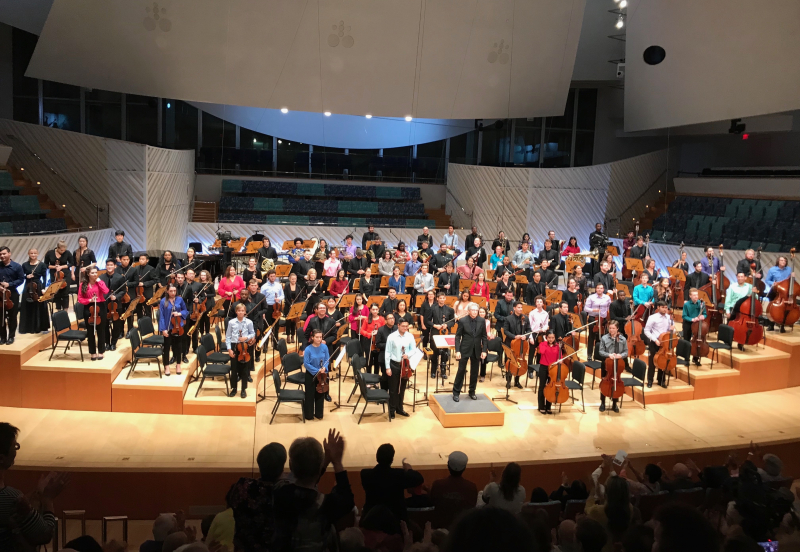 New World Symphony 2018 - 14