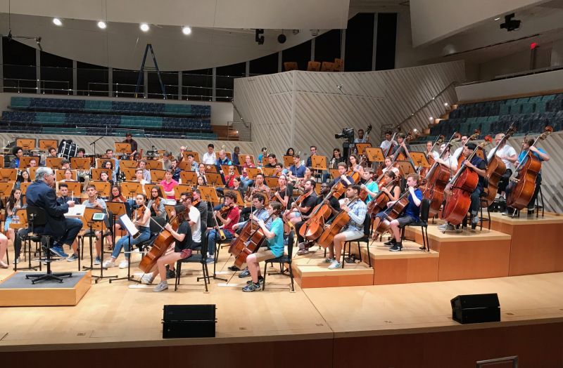 New World Symphony 2018 - 5