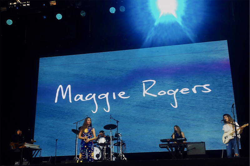 Maggie Rogers Gov Ball - 1