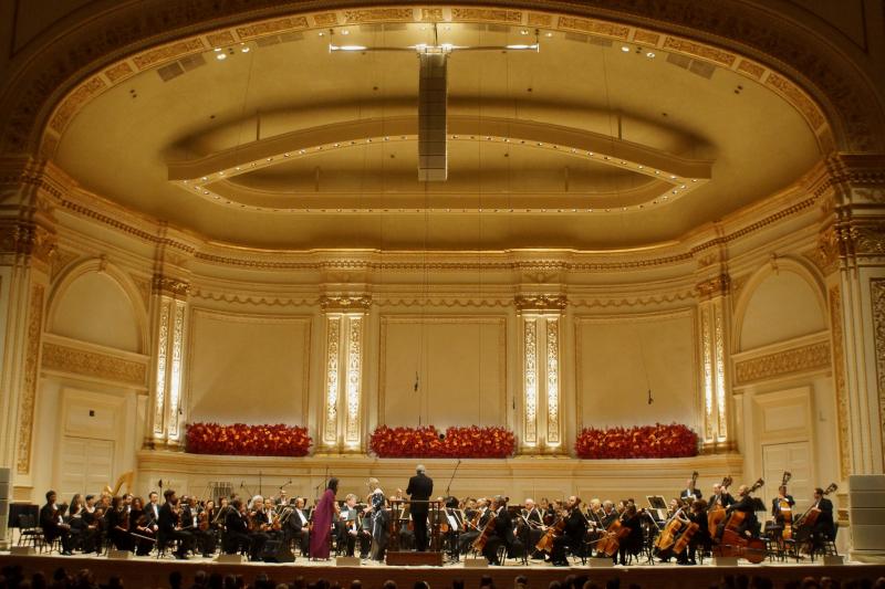 San Francisco Symphony Carnegie Hall Gala - 5